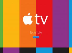 AppleTVTechTalks