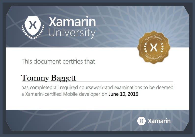 XFGloss: Visual Gloss for Xamarin Forms – Tommy Baggett